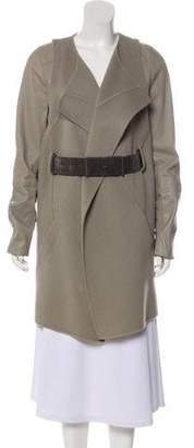 Kaufman Franco KAUFMANFRANCO Wool Short Coat
