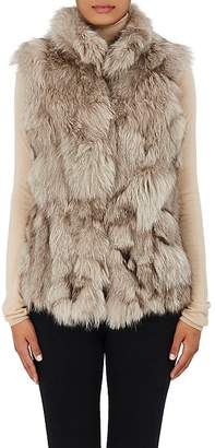 Barneys New York Women's Fur Vest