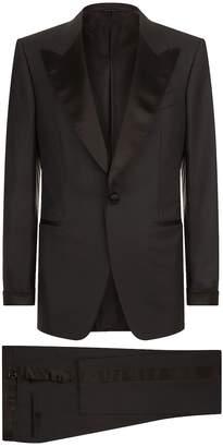 Tom Ford Shelton Satin Suit