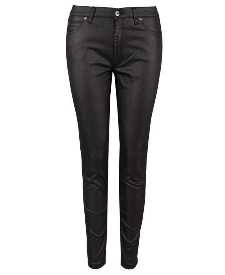 Gerna Coated Skinny Jeans