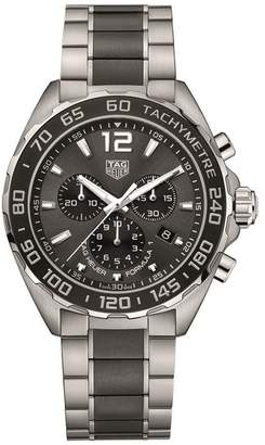 Tag Heuer Formula 1 Chronograph Steel Watch