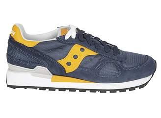 Saucony Paneled Runner Sneakers