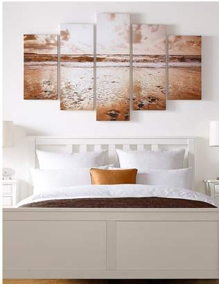Graham & Brown Sunrise Beach Canvas