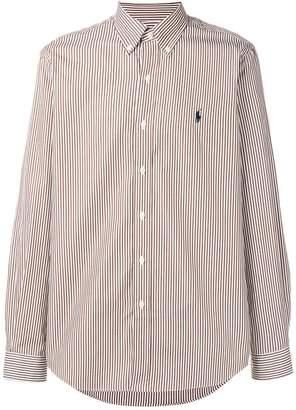 Polo Ralph Lauren button-down striped shirt