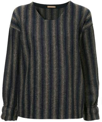 Nehera Tobys striped top