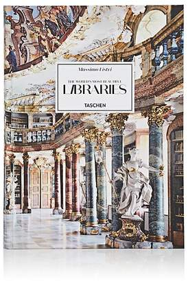 Taschen Massimo Listri: The World's Most Beautiful Libraries XXL