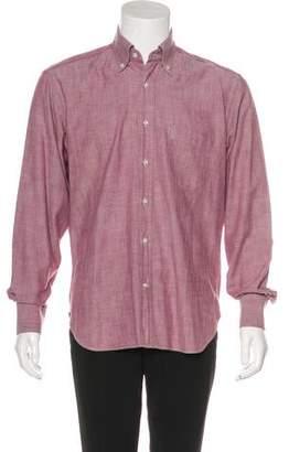 Loro Piana Woven Shirt
