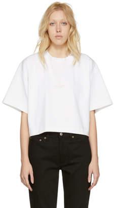 Acne Studios White Cylea T-Shirt