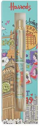Harrods Graffiti London Pen