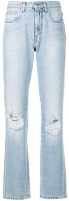 MSGM relaxed fit jeans