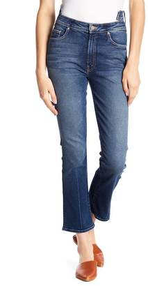 Mother Shift Insider Ankle Jeans