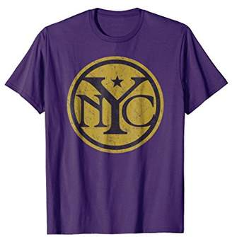 NYC T-Shirt | Cool Vintage New York City Retro Symbol Tee