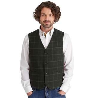 Joe Browns Dark Green Deadly Dapper Waistcoat