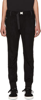 Diesel Black X Collection Repectures Lounge Pants