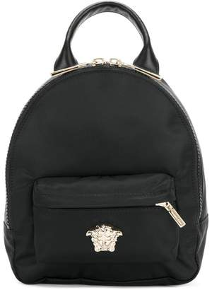 Versace small nylon backpack