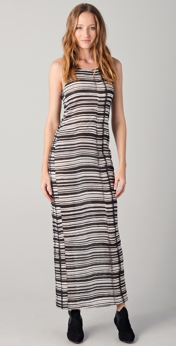 Acne Colleen Stripe Dress