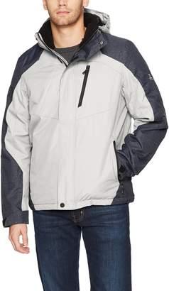 ZeroXposur Men's Beacon Insulated Grid Dobby Mid-Weight Jacket