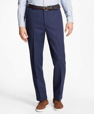 Brooks Brothers Clark Fit Houndstooth Advantage Chinos