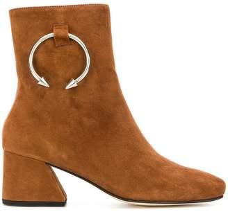 Dorateymur ring embellished boots