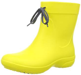 Crocs Women's Freesail Shorty Rain Boot