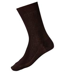 Pantherella Cotton Rib Short Sock