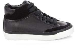 Rag & Bone Army High-Top Sneakers