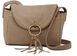 Lucky Brand Lura Small Suede Crossbody Bag