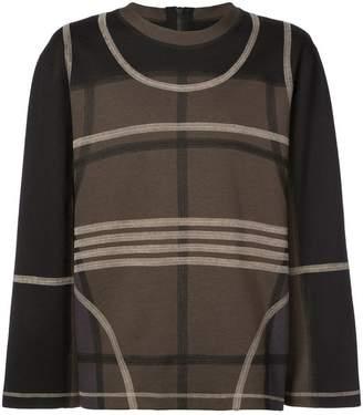 Craig Green colour-block sweater