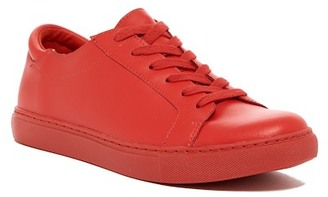 Kenneth Cole Reaction Joey Low-Top Sneaker $79 thestylecure.com