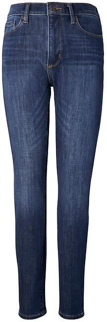 Zero Gravity High-Rise Skinny Ankle Jean