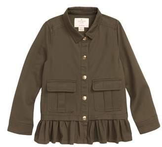 Kate Spade field jacket