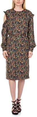 Essentiel Redman Asymmetrical Dress
