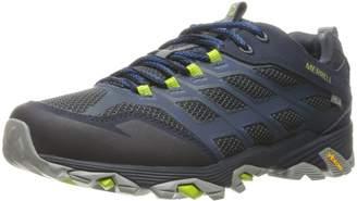 Merrell Men's Moab FST Waterproof Hiking Shoe