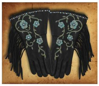 Patricia Wolf Desert Rose Riding-Gloves