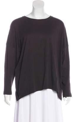 eskandar Oversize Long Sleeve Top