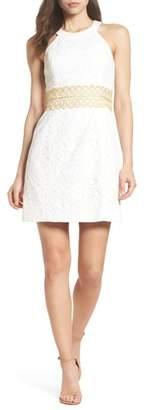Lilly Pulitzer R) Ashlyn Lace Dress