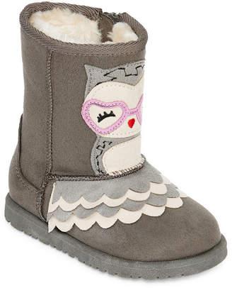 Okie Dokie Daris Girls Winter Boots - Toddler