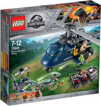 Lego Blues Helicopter Pursuit - 75928