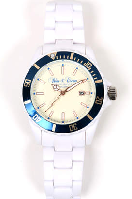 Blue & Cream Blue&Cream Classic Timepiece