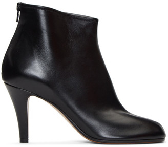 Maison Margiela Black Stiletto Tabi Boots