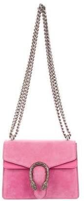 Gucci Mini Suede Dionysus Bag
