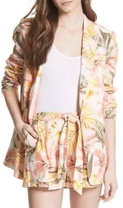 Joie KIshina B Floral Jacket