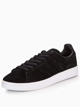 adidas Campus Stitch & Turn - Black