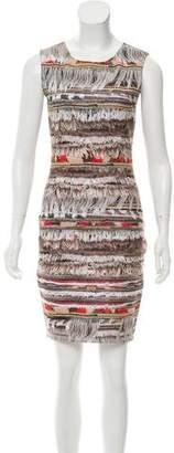 Mara Hoffman Printed Neoprene Dress w/ Tags