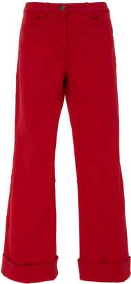 N°21 N 21 5 Pocket Wide Leg Pant