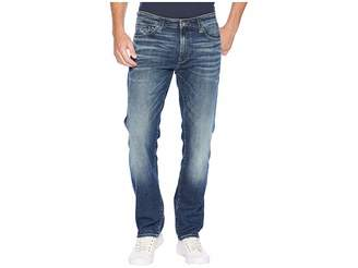Mavi Jeans Zach Straight Leg in Brushed Authentic Vintage
