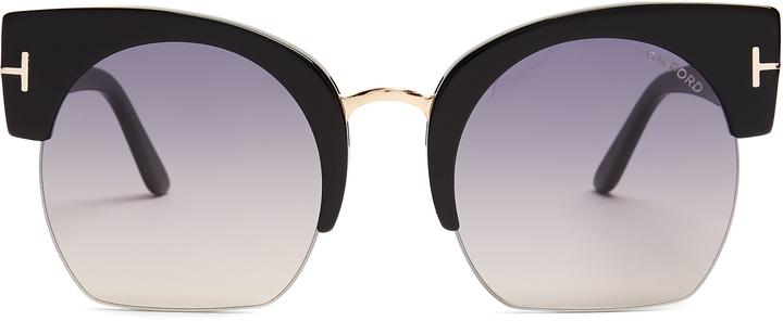 Tom FordTOM FORD EYEWEAR Savannah cat-eye sunglasses