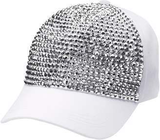 Mudd Women's Bling Front Cap