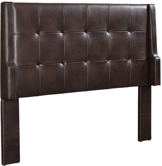 Linon Lenna Tufted Full / Queen Headboard