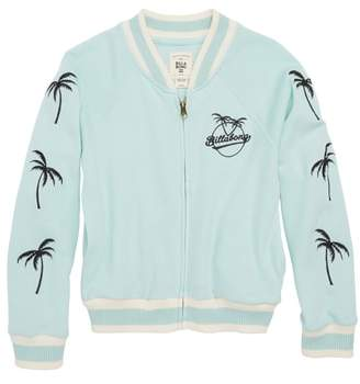 Billabong Girls Rule Full Zip Jacket